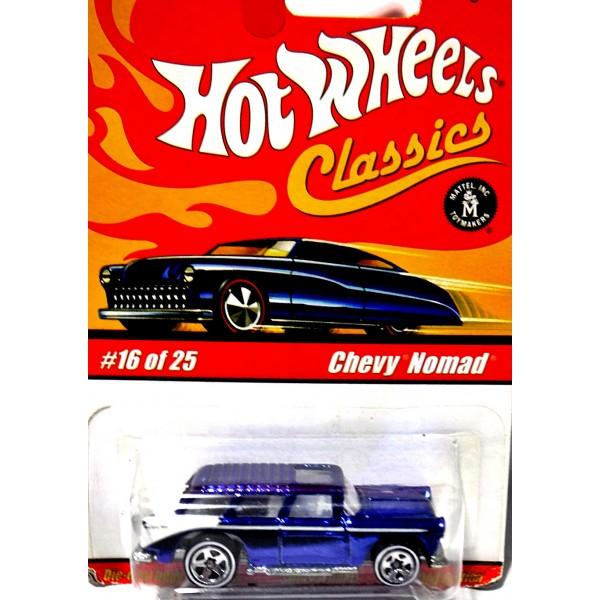 Hot Wheels Classics 1956 Chevrolet Nomad Station Wagon