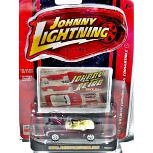 Johnny Lightning - Johnny Retro - 1969 Chevrolet Camaro SS Convertible