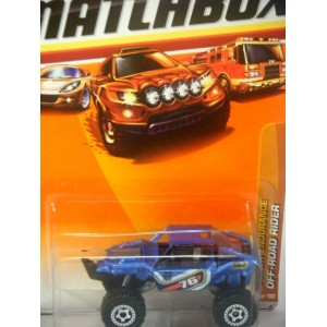 Matchbox Off-Road Rider Rock Crawler Buggy