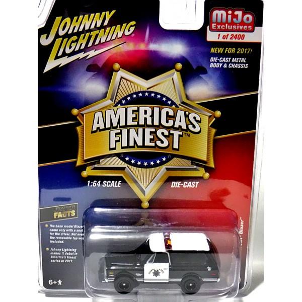 Chevrolet Truck Models >> Johnny Lightning Promo - America's Finest - 1969 Chevrolet ...