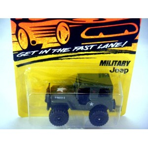 Matchbox Military Jeep