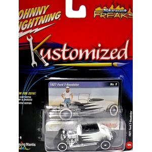 Johnny Lightning Round 2 - Street Freaks - Kustomized 1927 Ford Model T Roadster