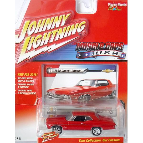 Johnny Lightning Muscle Cars USA
