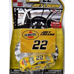NASCAR Authentics - Joe Gibbs Racing - Joey Logano Shell Pennzoil Ford Fusion