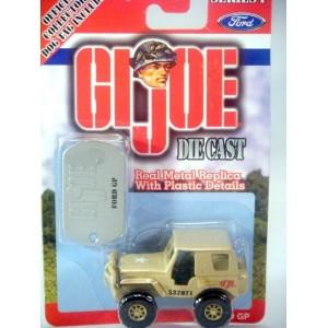 Maisto GI Joe Series Military Jeep