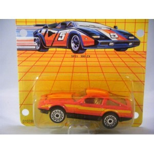 Matchbox Superfast Nissan 300 ZX Sports Car