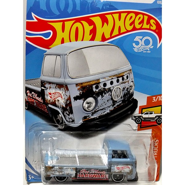 Hot Wheels Vw T2 Pickup Truck Global Diecast Direct