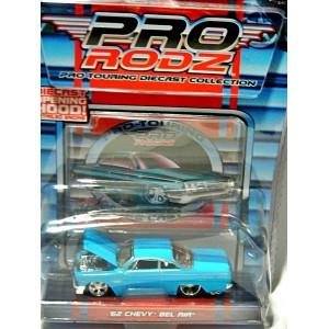 Maitso Pro Rodz -1962 Chevrolet Bel Air Bubbletop