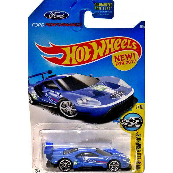 Hot Wheels Ford Gt Race