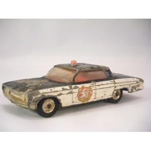 Corgi Junkyard - Oldsmobile Super 88 Sheriff Patrol Car