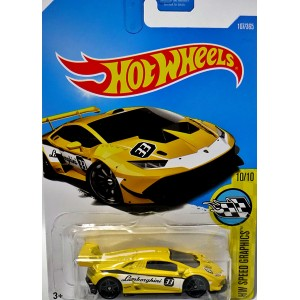 Hot Wheels - Lamborghini Huracan LP 620-2 Super Trofeo