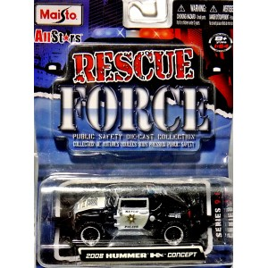 Maitso All Stars Hummer HX Concept Police Truck