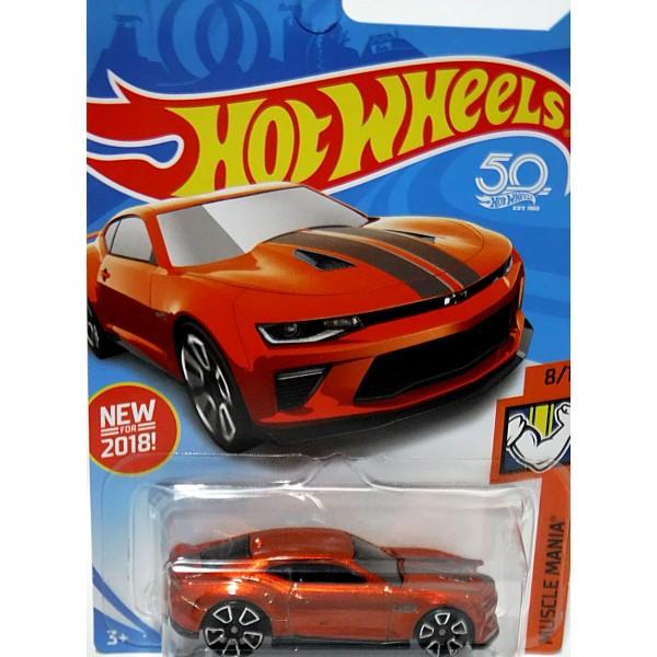 Hot Wheels 2018 Chevrolet Camaro Ss Global Diecast Direct