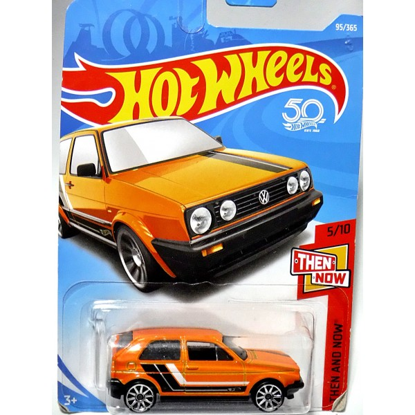 Hot Wheels New Models - Volkswagen Golf MK2 - Global ...