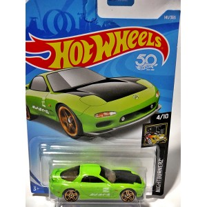Hot Wheels - 1995 Mazda RX-7