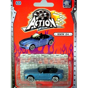 Action Diecast - BMW Z4 Roadster