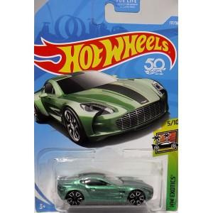 Hot Wheels - Aston Martin One-77