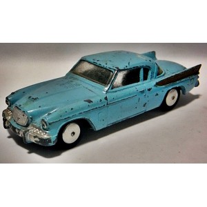 Global Diecast Direct Junkyard - Corgi Studebaker Golden Hawk