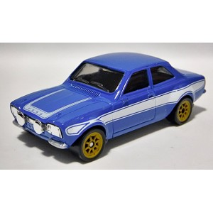 Mattel - 1970 Ford Escort RS1600 MK1
