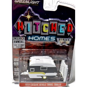 Greenlight Hitched Homes - 1959 Catolac Deville Travel Trailer