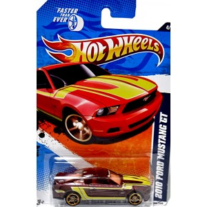 Hot Wheels Ford Mustang GT - FTE Wheels