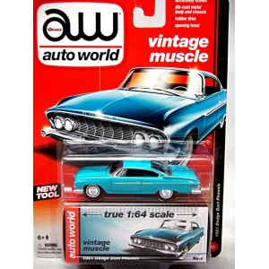 Auto World Detailed Series - 1961 Dodge Dart Phoenix