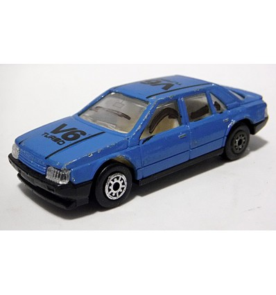 MC Toy - Renault 25 V6 Turbo