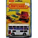 Matchbox - Queen Elizabeth II Silver Jubilee Londoner Bus