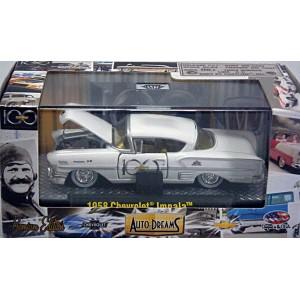 M2 Machines Auto Dreams - Chevrolet 100th Anniversary - 1958 Chevrolet Impala