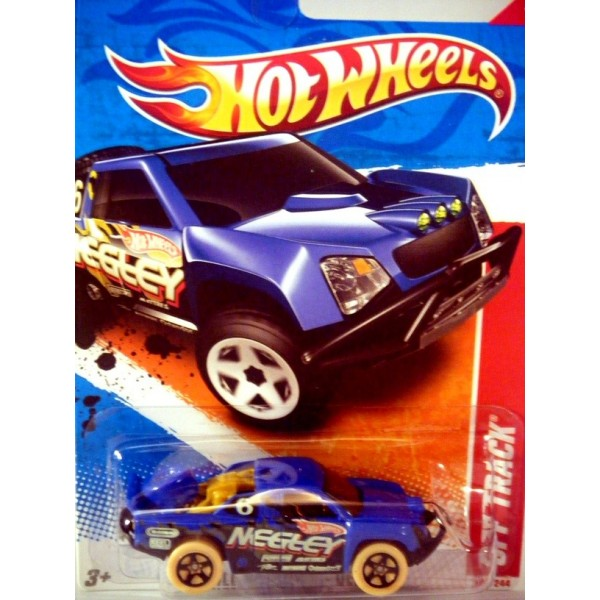 "El Monte Toyota >> Hot Wheels ""Off Track"" Off Road Trophy Truck - Global ..."