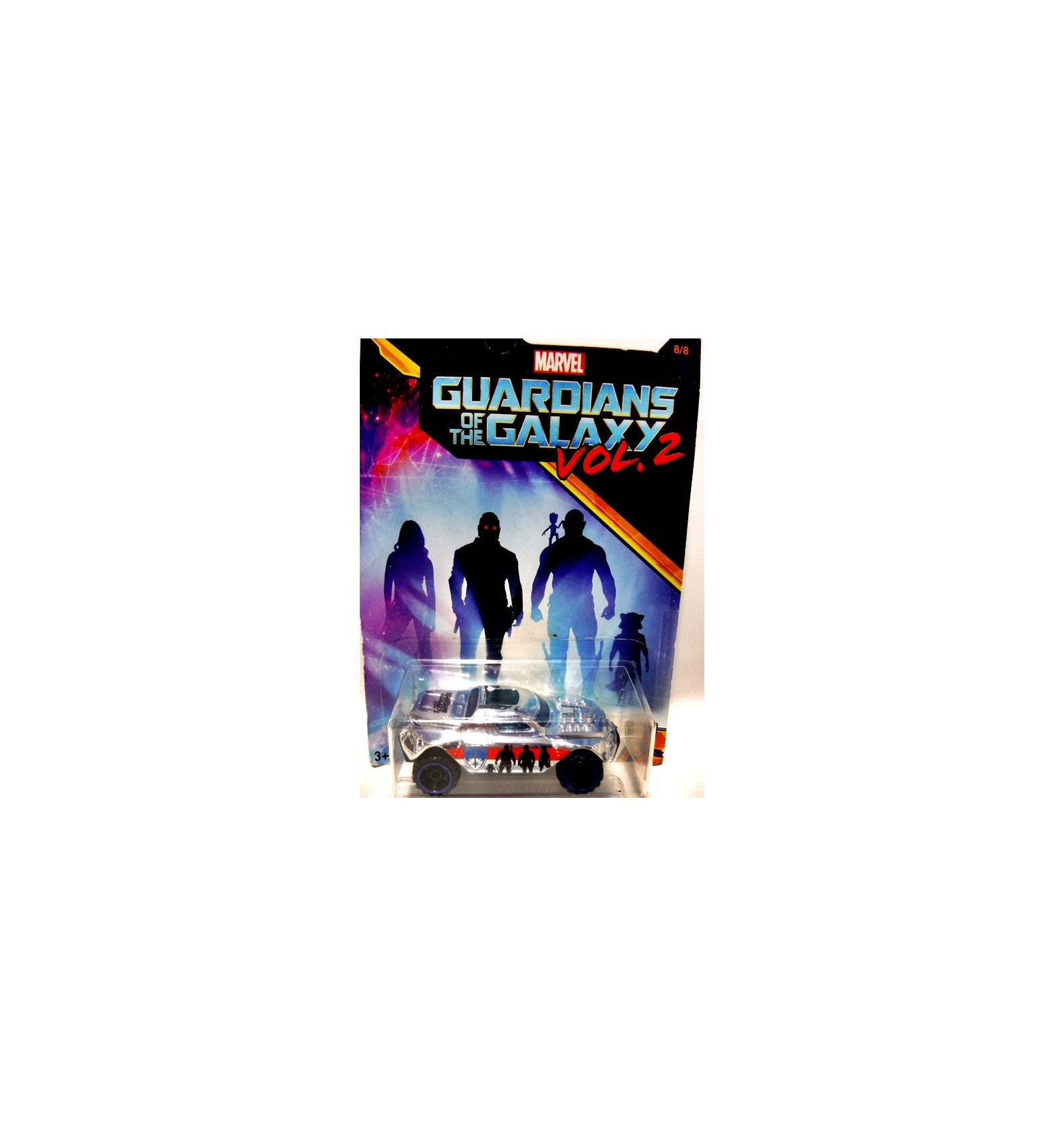 Marvel Guardians of the Galaxy RD-08   Hot Wheels
