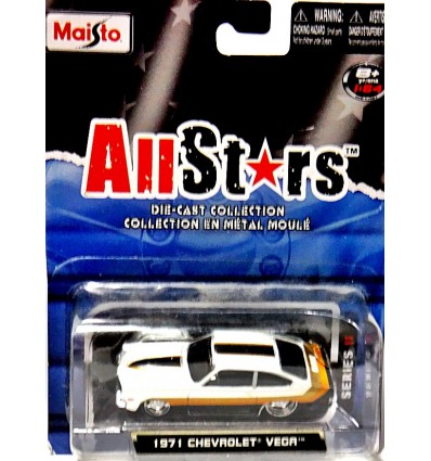 Maisto All Stars - 1971 Chevrolet Vega