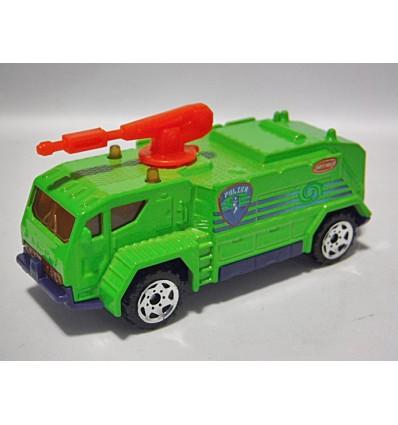 Airport Fire Foam Truck