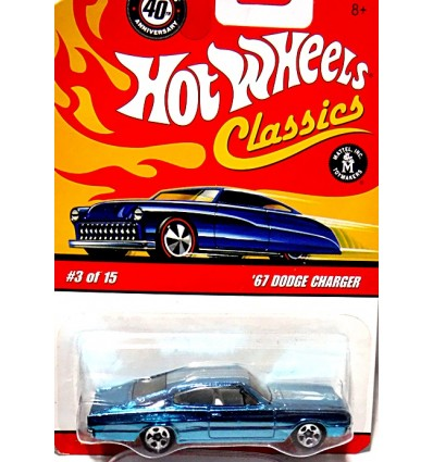 Hot Wheels Classics – 1967 Dodge Charger
