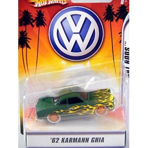 Hot Wheels 1962 Volkswagen Karmann Ghia