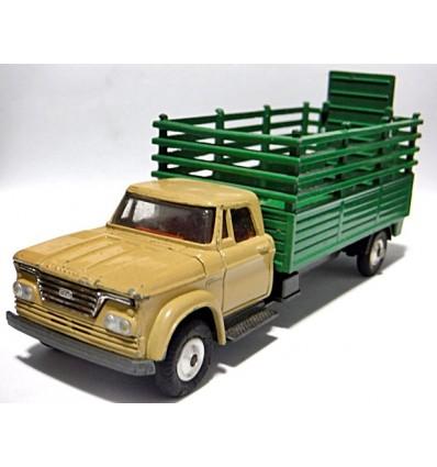 Corgi (484-A-1) Dodge Kew Fargo Livestock Truck -1967