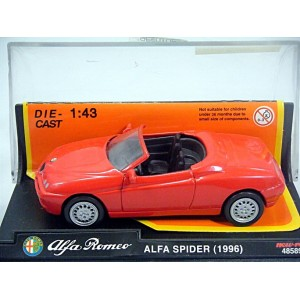 New Ray - 1996 Alfa Romeo Spider