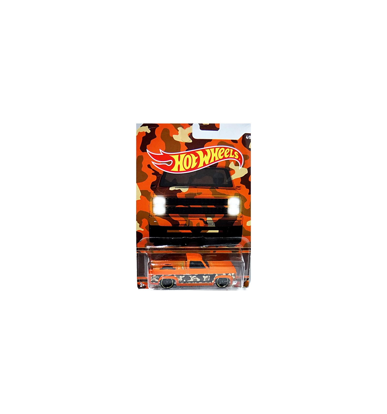 Hot Wheels 1983 Chevy Silverado Pickup Truck Global Diecast Direct C10
