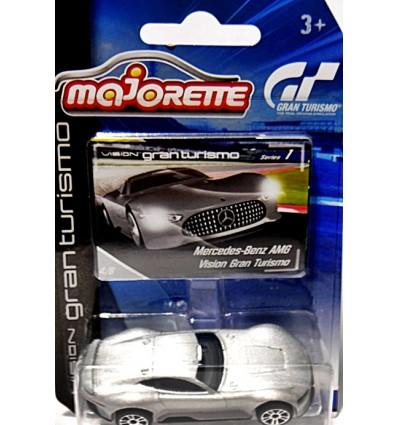 Majorette Gran Turismo - Mercedes-Benz AMG