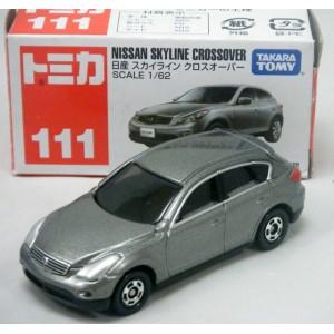 Tomica - Nissan Skyline Crossover