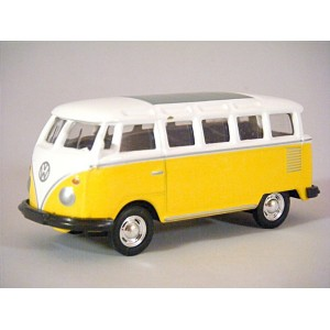 Malibu HO Scale VW T1 Samba Bus