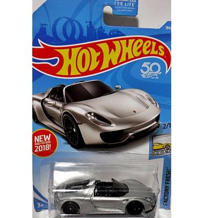 Hot Wheels - Porsche 918 Spyder