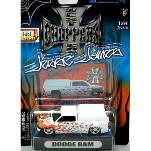 Muscle Machines - Jesse James West Coast Customs Dodge RAM PIckup Truck