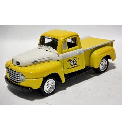 Johnny Lightning Mooneyes 1950 Ford F1 Pickup Truck