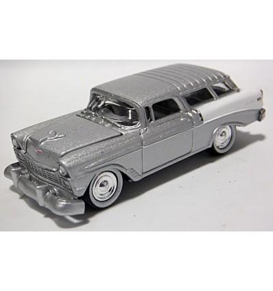 Johnny Lightning Tri-Chevys - 1956 Chevrolet Nomad Station Wagon
