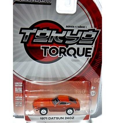 Greenlight - Tokyo Torque - 1971 Datsun 240Z