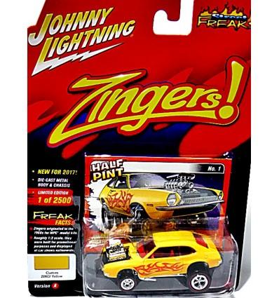 Johnny Lightning Street Freaks - Zingers - 1971 Ford Pinto