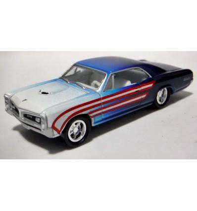 Johnny Lightning 40th Anniversary -1966 Pontiac GTO