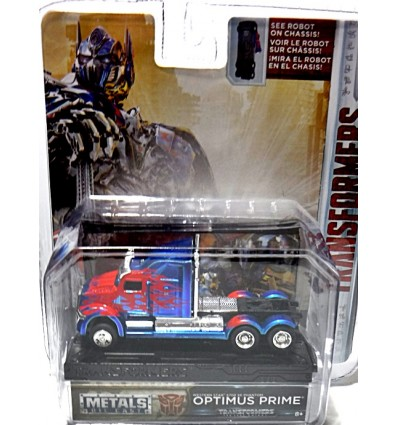 Jada Transformers - Optimus Prime - Western Star 5700 XE Phantom