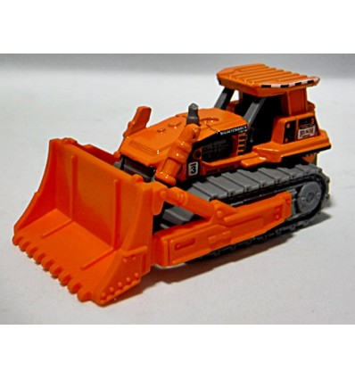 Matchbox Ground Breaker Bulldozer